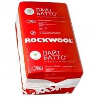 Утеплитель ROCKWOOL(Роквул) Лайт Баттс 1000*600*50 (6м2)