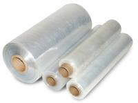 Стрейч-пленка ширина 500 мм 17-23 мкм (нетто 2,1 кг)