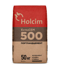 Цемент М-500 Holcim(Лафарж) 50кг