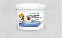 Шпатлевка КБС на основе ПВА 1,5 кг ВЕДРО
