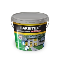 Краска в/д FARBITEX акриловая фасадная 13 кг
