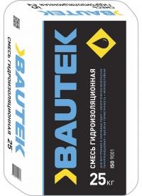 Смесь гидроизоляционная 25 кг BAUTEK