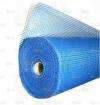 Лента стеклотканевая синяя для фасадных работ 1000мм*50м штукатурная (яч.5мм*5мм)