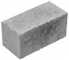 Блок бетонный 20*20*40