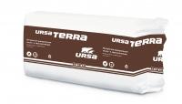 Утеплитель УРСА TERRA 37 PN  ( 7,625м2 /1250*610*100=0,7625м3)