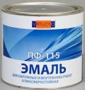 Эмаль ПФ-115 VIRTUOSO белая матовая 2,4 кг ГОСТ