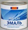 Эмаль ПФ-115 VIRTUOSO белая глянц 2,4 кг ГОСТ